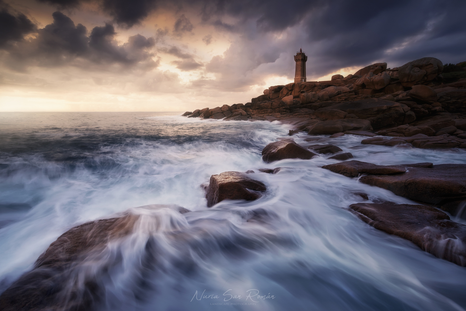 Breath of Storm by Nusan Photography