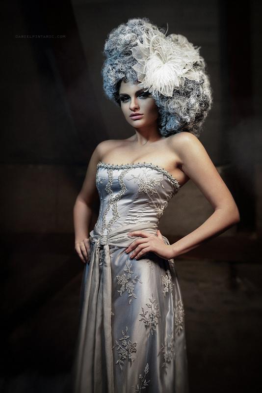 Marina Alexandrovna Naumova by Daniel Pintaric