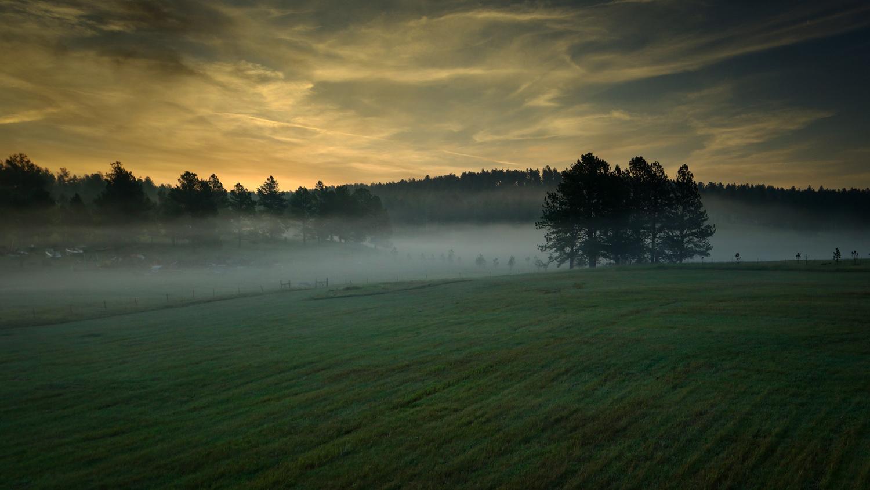 Cinematic Sunrise by J. Daniel Jenkins