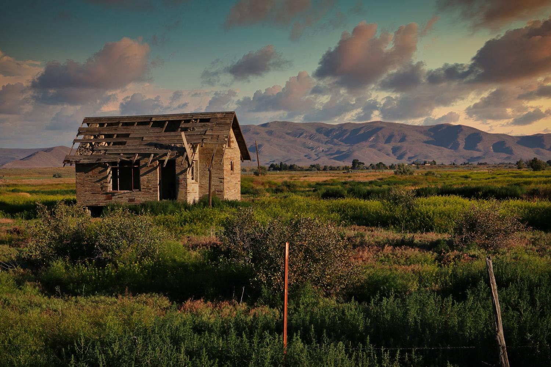 An Idaho Sunrise by J. Daniel Jenkins