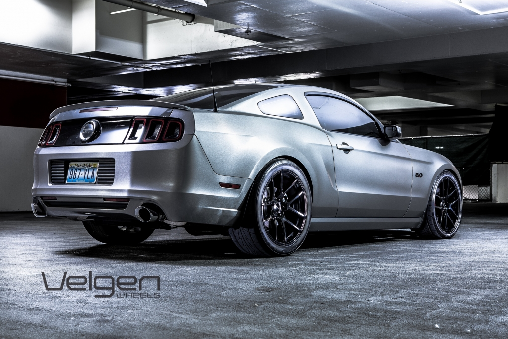 Twin Turbo Mustang by Digital Macdaddy