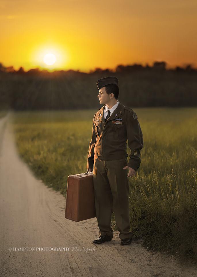 Leaving by Corinne Rogers