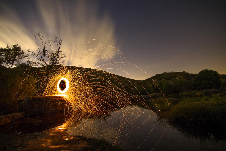 Fire Lake by Mallory Erin
