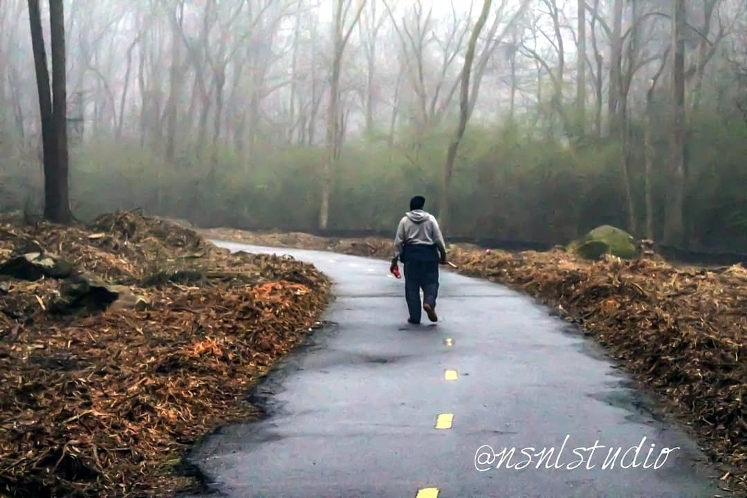 The wanderer by Devarr Odom