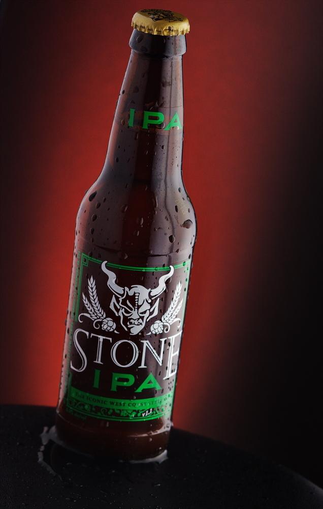 Stone IPA by Thadd Grant