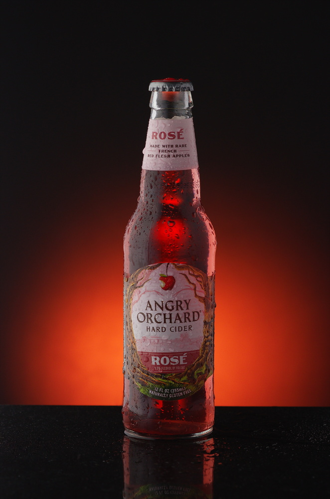 Angry Orchard Rose by Thadd Grant