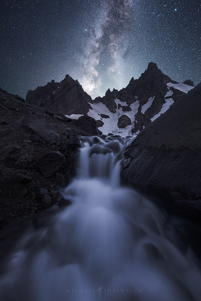 Prophecy by Michael Shainblum