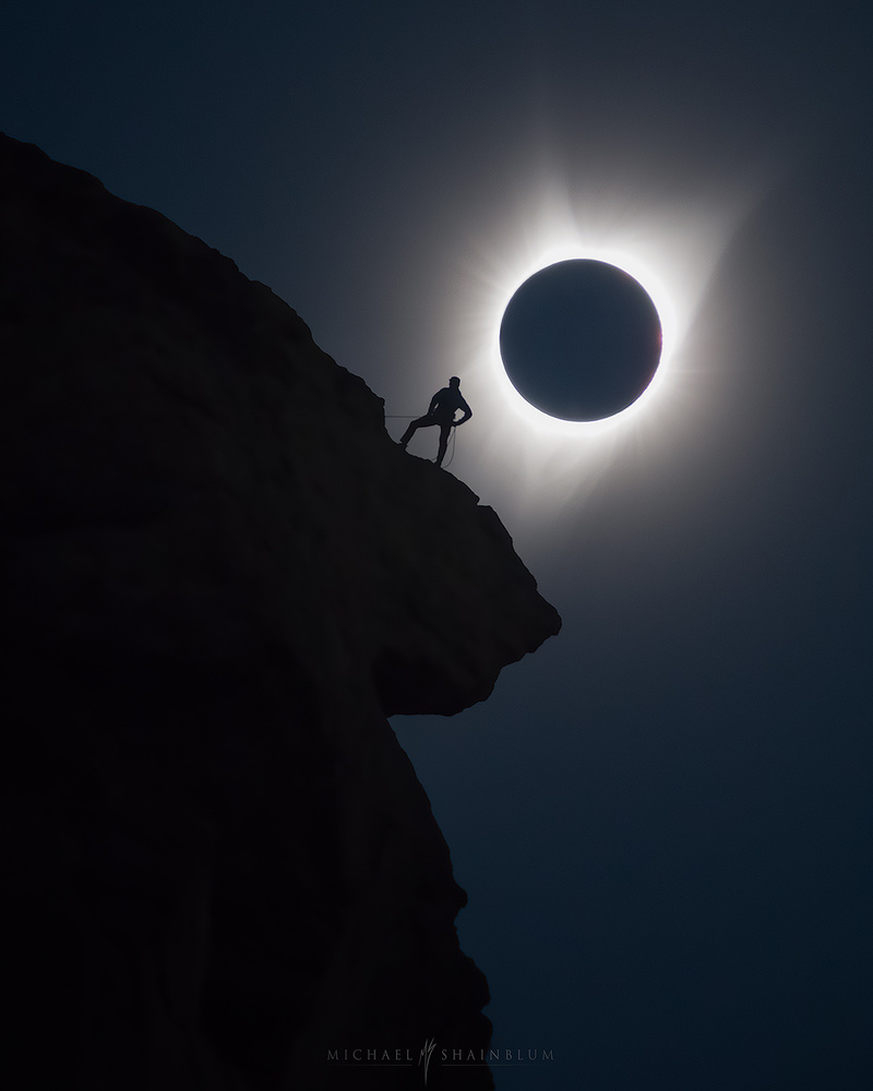 Totality  by Michael Shainblum