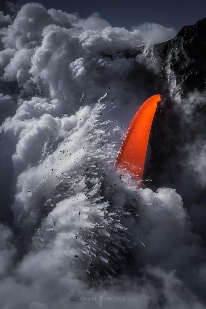Explosive Fury by Michael Shainblum