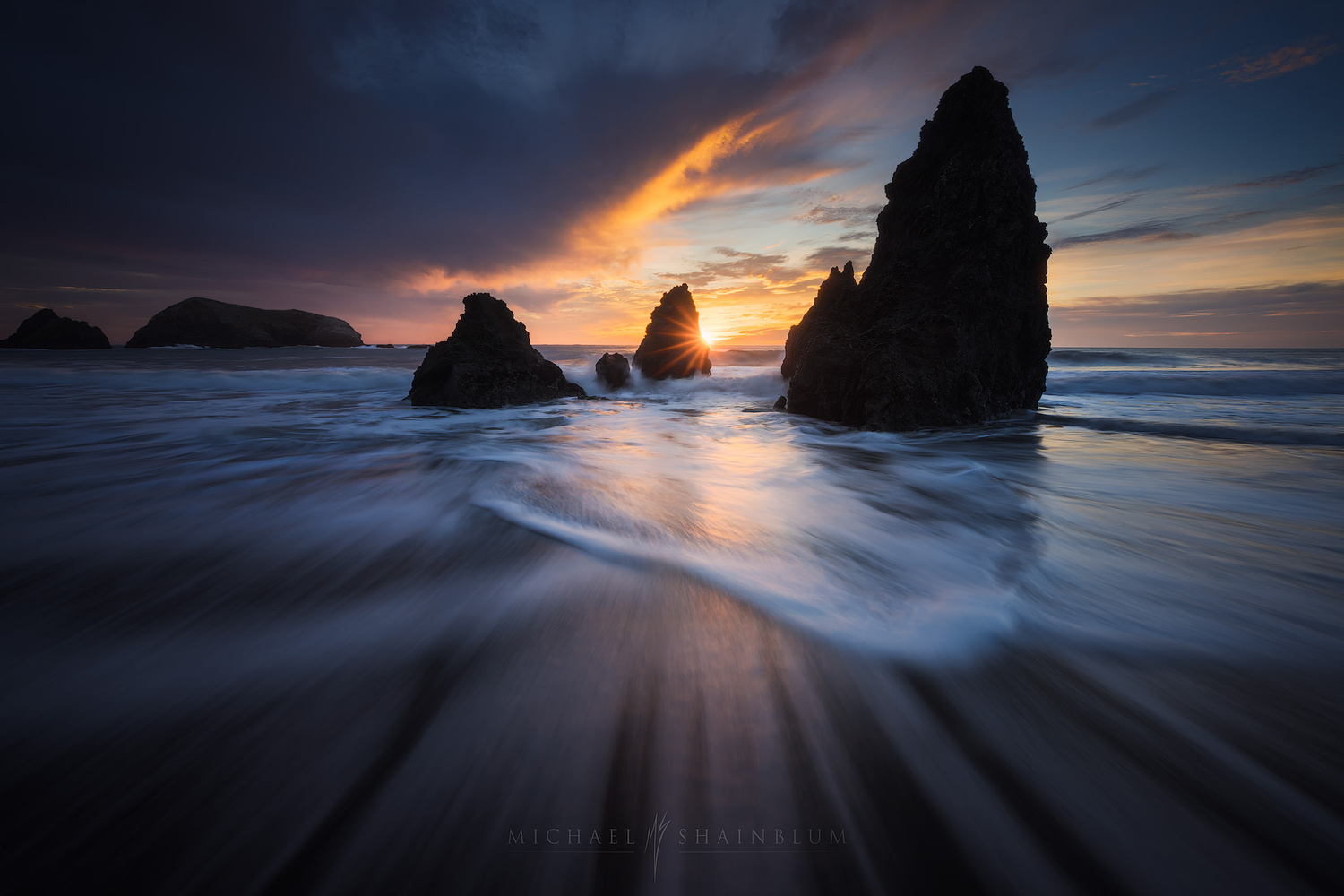 Rodeo Flow by Michael Shainblum