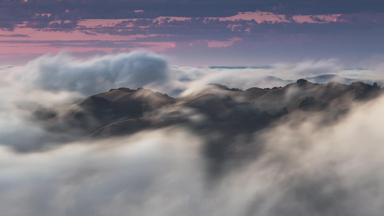 Cloud Rush by Michael Shainblum