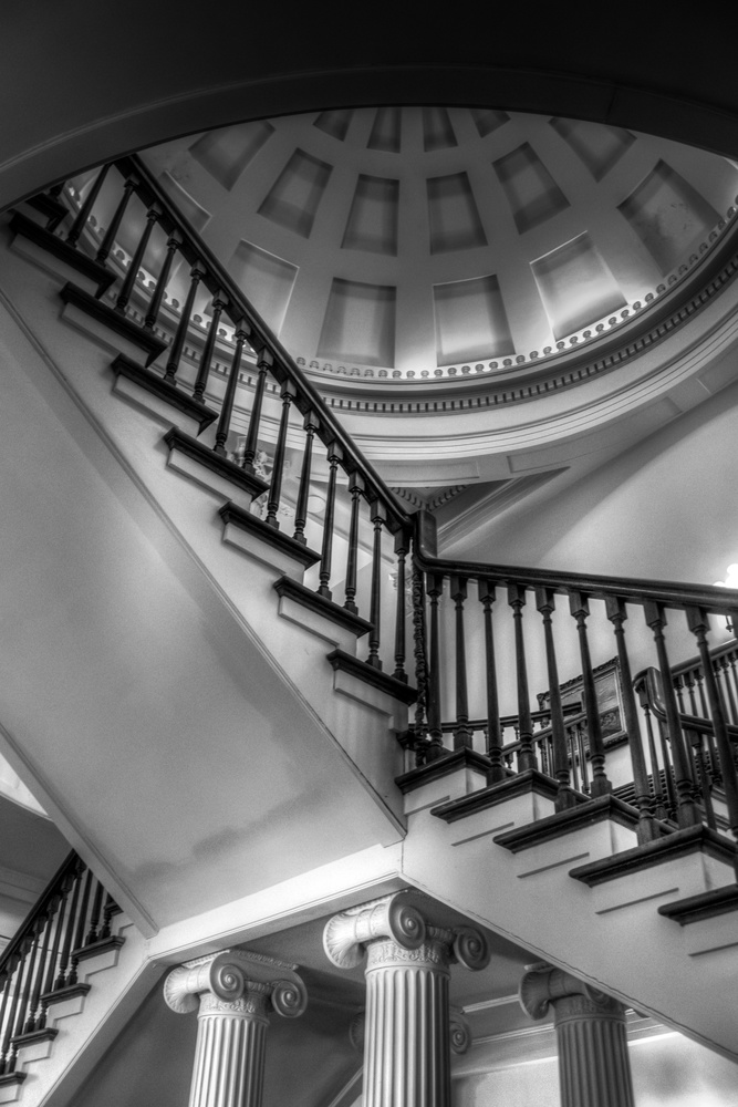 Old State Capitol by Don Heaton