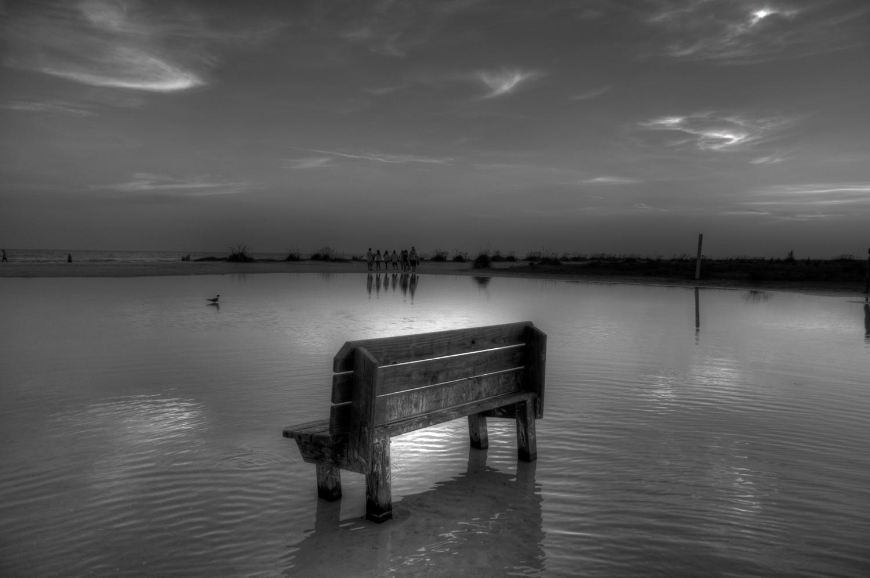 Beach by Don Heaton