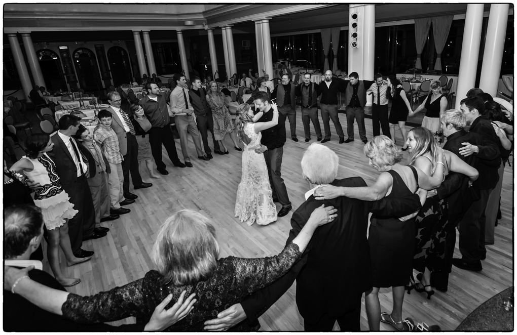 Last dance by Jim Hofman
