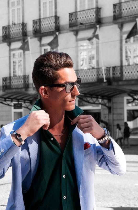 Fábio for Porto Fashion Week by Rui Castro