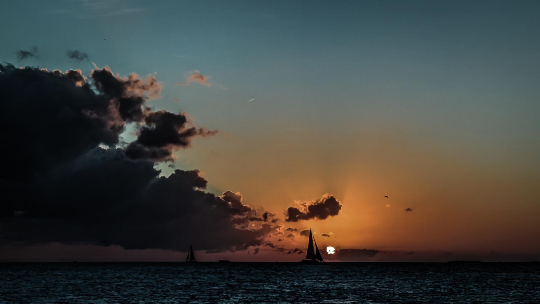 Sunset - Key West by Robert Zilch