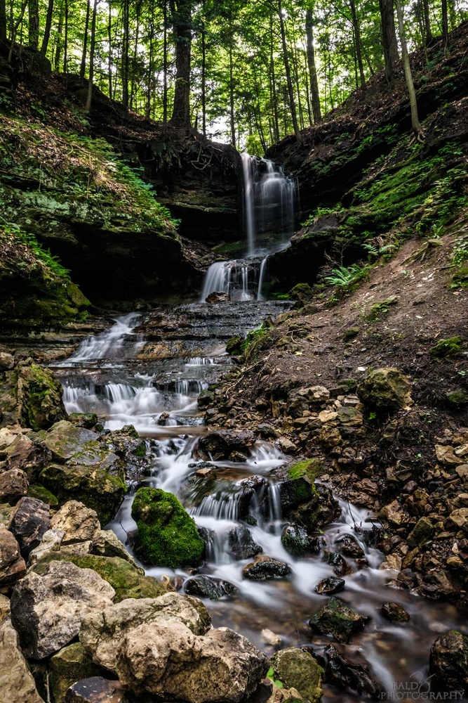Horseshoe Falls by Robert Zilch