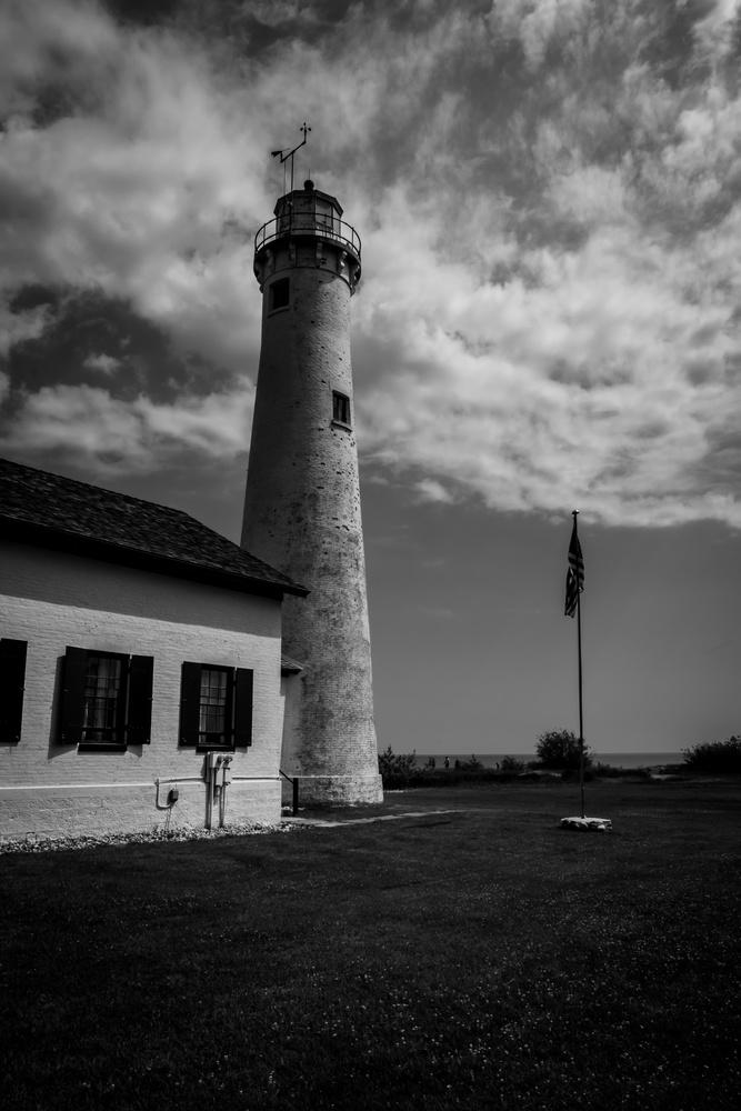Lighthouse by Robert Zilch