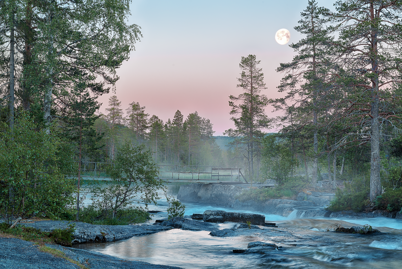 Blå lagun by Sven- Olaf Rogowski