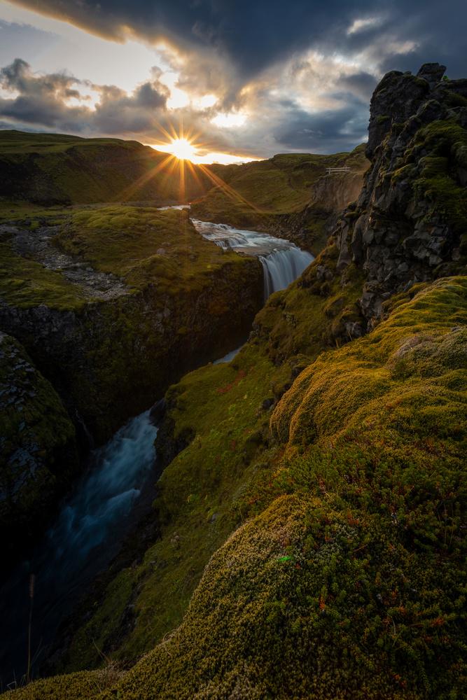 SUNSET VIBES by Virginia Yllera