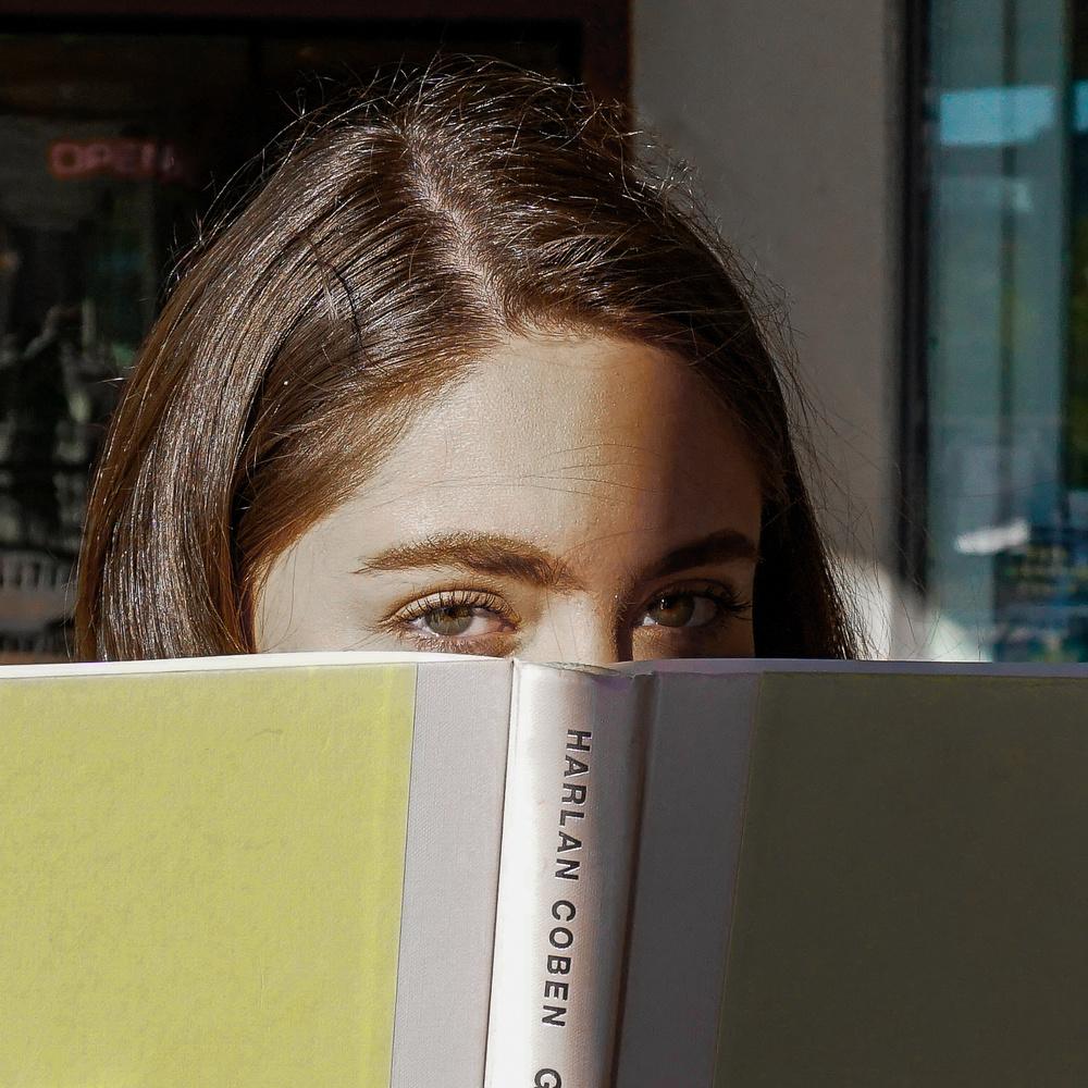 Mystery Reader by Carlos Pelay