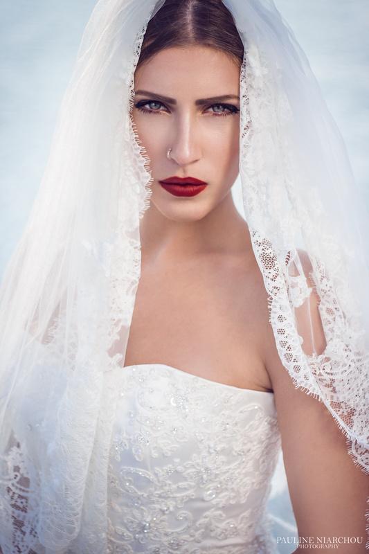 Bride by Pauline Niarchou