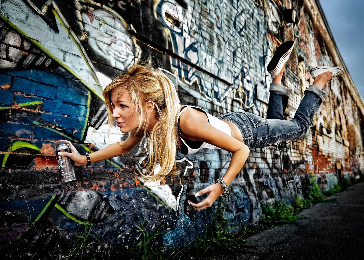 Art Attack by Hank Rintjema