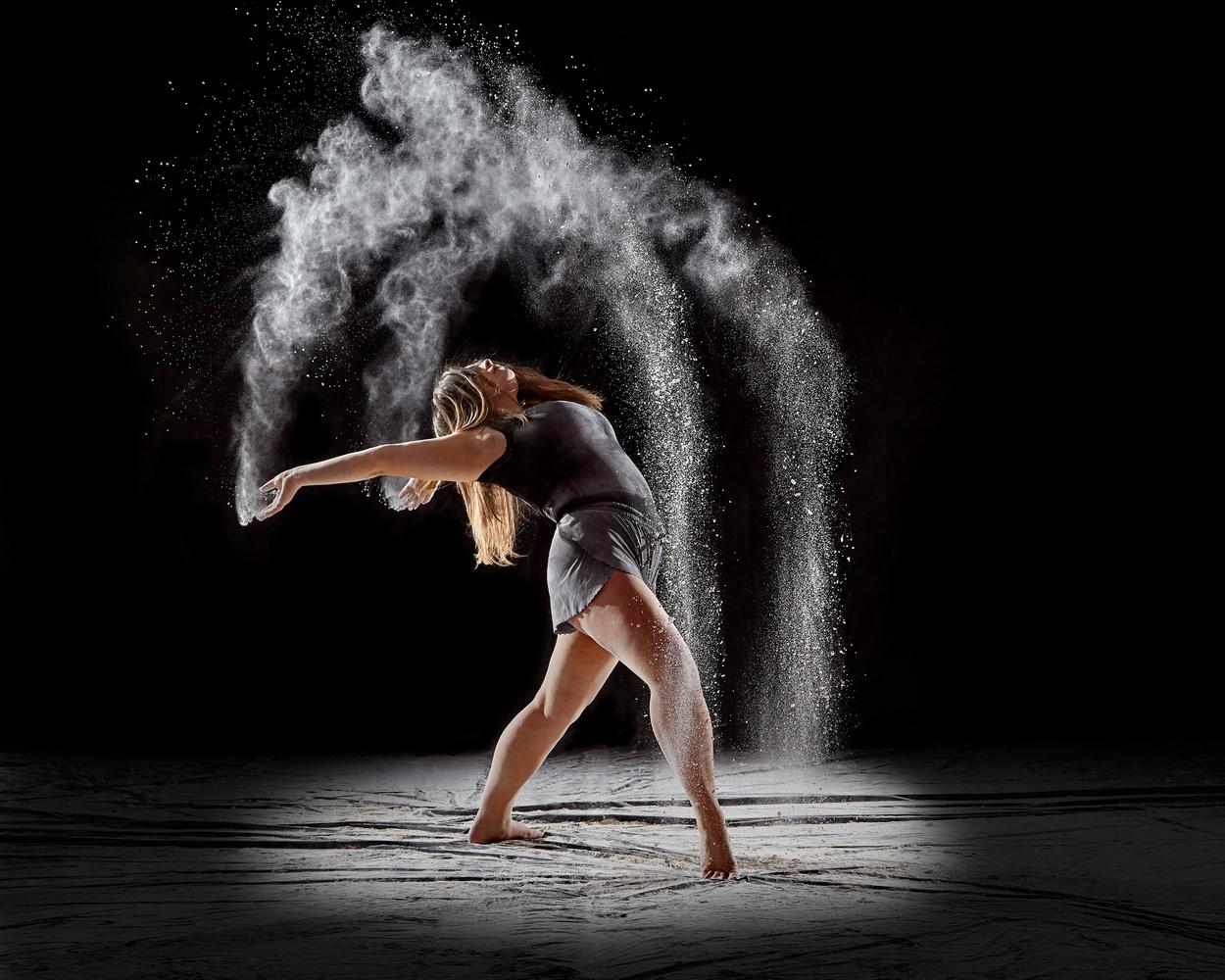Flour Dance by Hank Rintjema