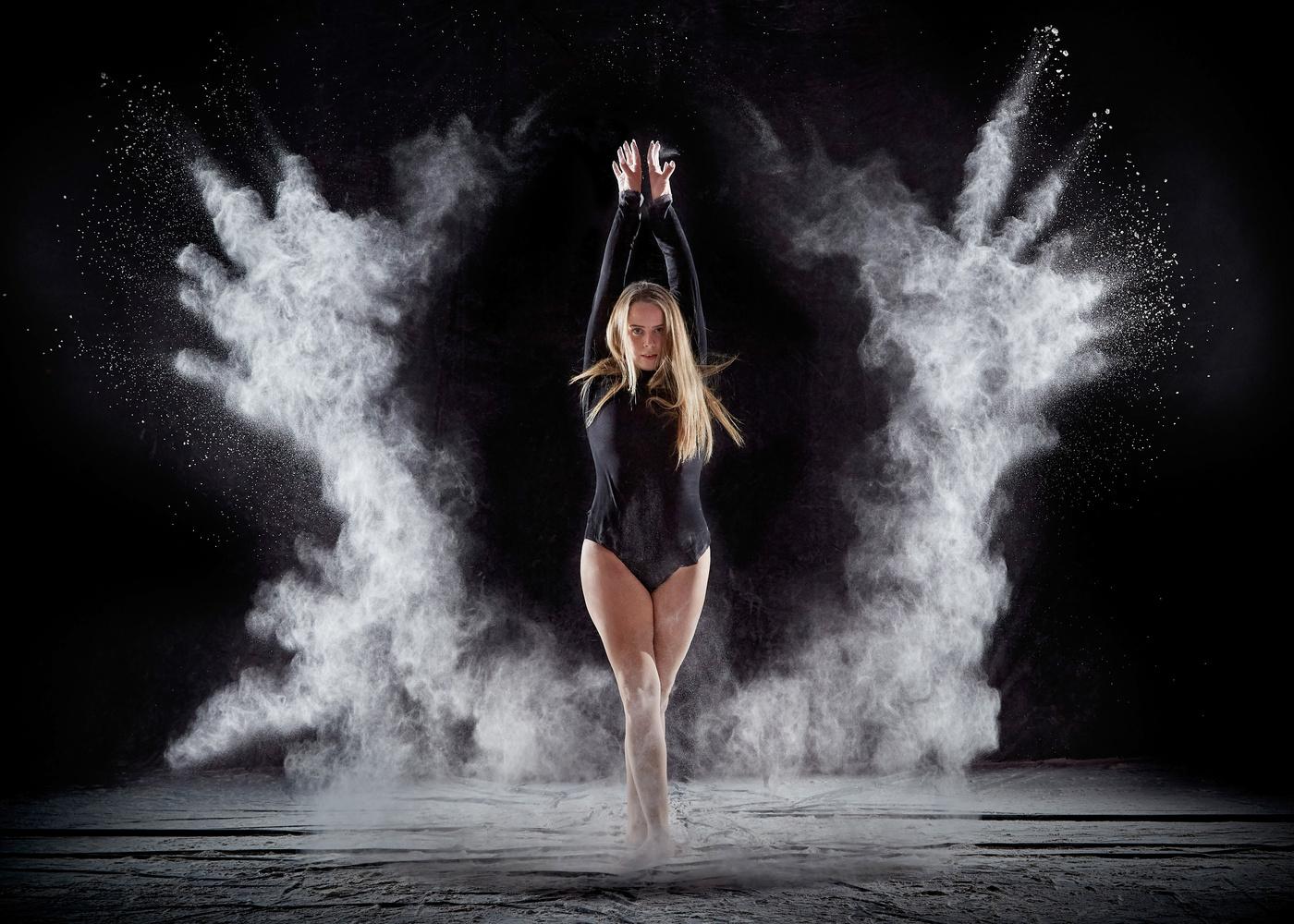 The Wings of an Angel by Hank Rintjema