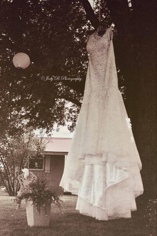 Wedding Dress by Jody Baumle