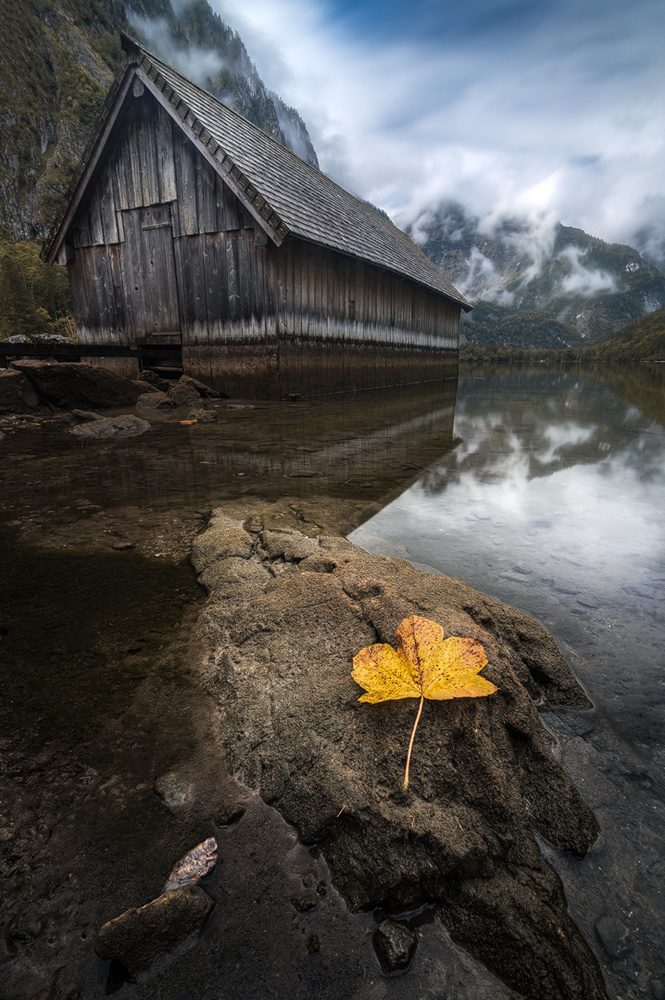 Obersee by Christian Möhrle