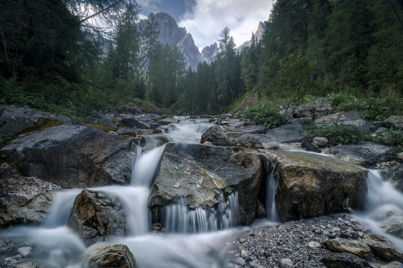 Dolomites pt. I by Christian Möhrle