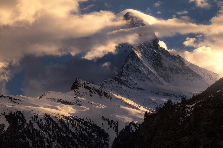 The Matterhorn by Christian Möhrle
