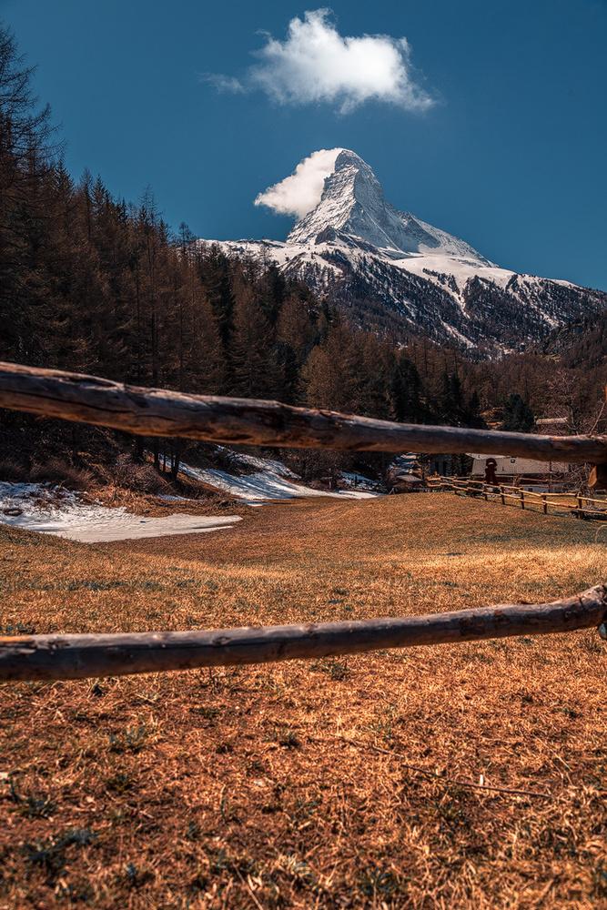 Matterhorn View by Christian Möhrle