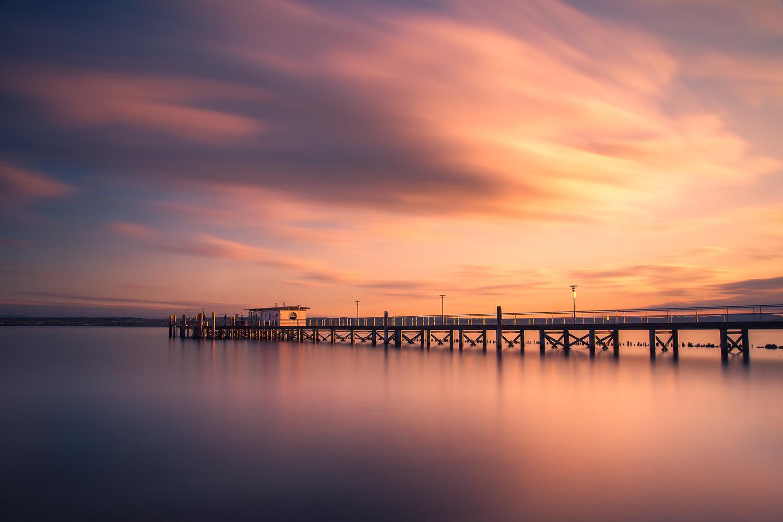 Vibrant sky by Christian Möhrle