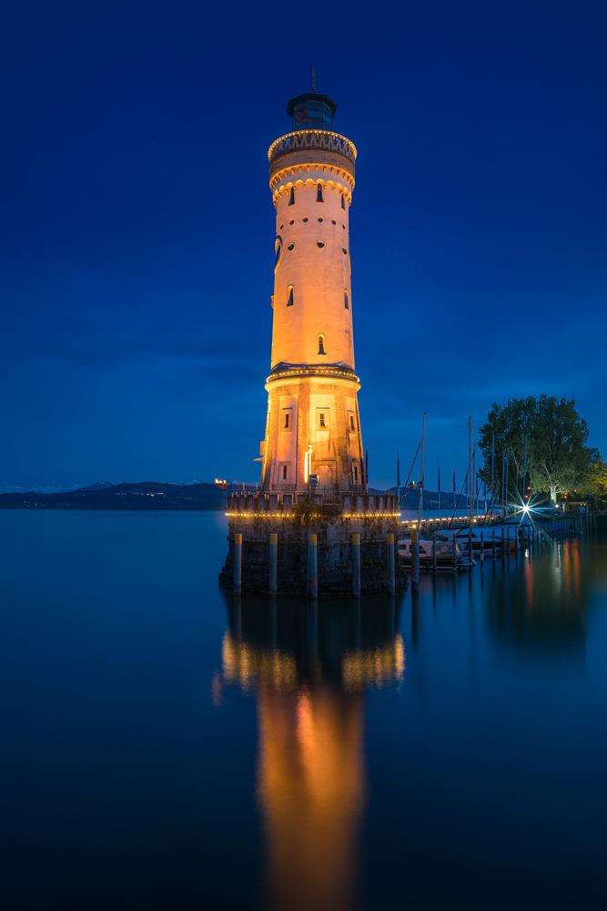 Lighthouse by Christian Möhrle