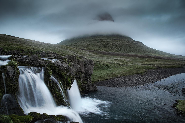 Kirkjufell by Christian Möhrle