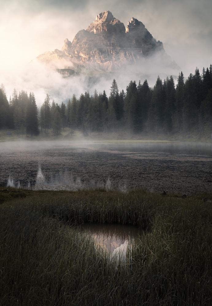 Lago Antorno by Christian Möhrle