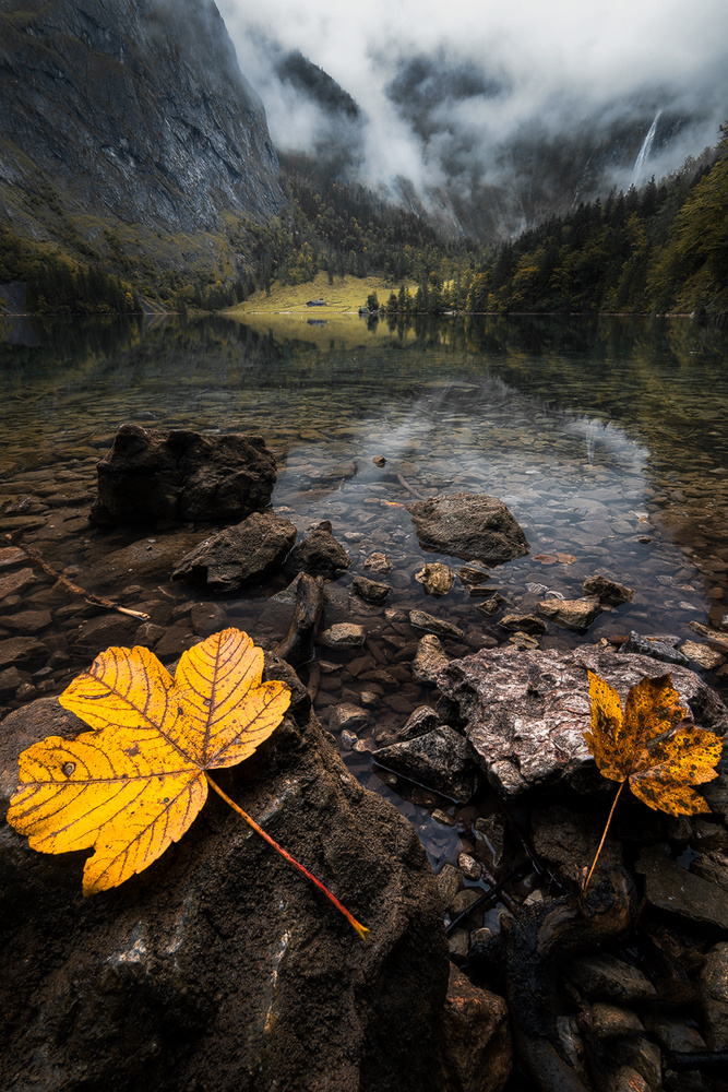 Autumn in the Mountains by Christian Möhrle