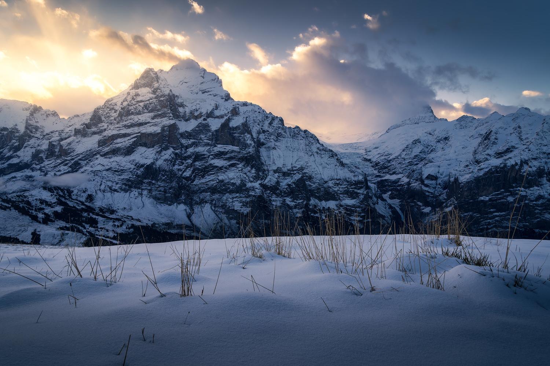 Swiss Alps by Christian Möhrle