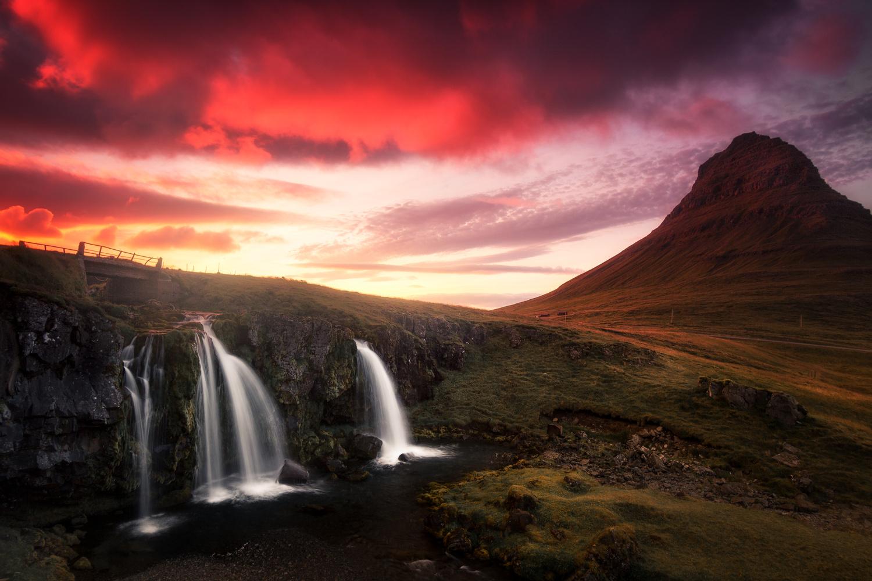 Iceland Landscapes pt. VIII by Christian Möhrle