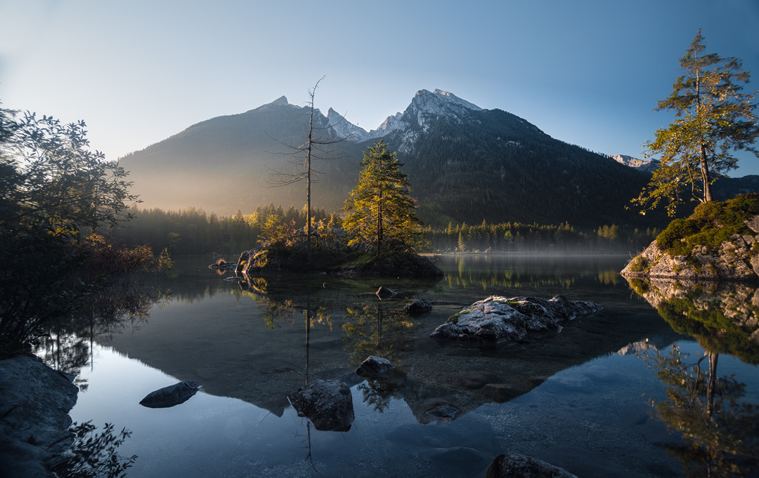 Hintersee by Christian Möhrle