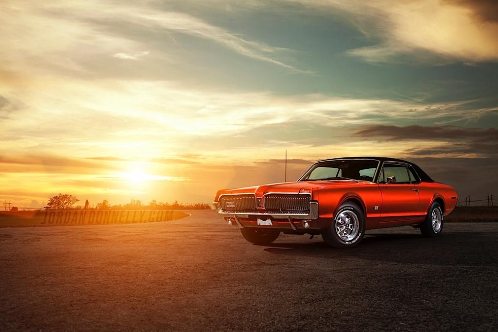 1967 Mercury Cougar  by Jordan Donnelly