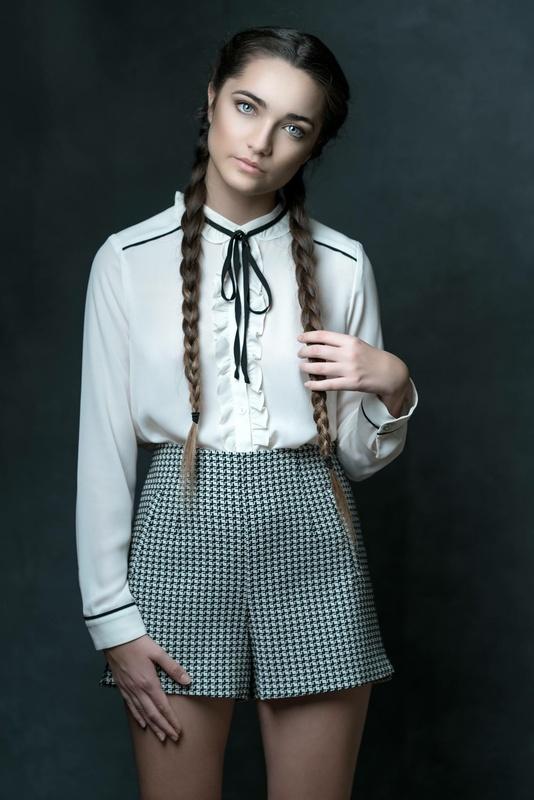 Emma Sim by Henry Louey