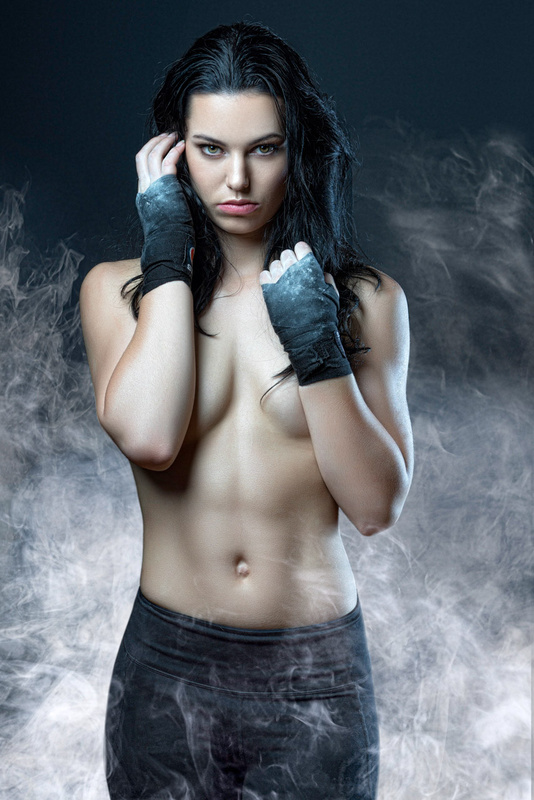 Boxing Model by Henry Louey