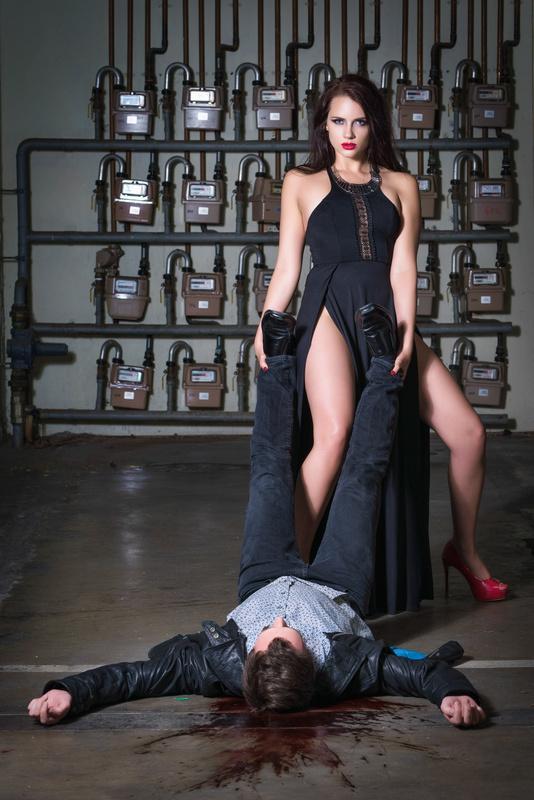 It's Murder on the Dance Floor by Henry Louey