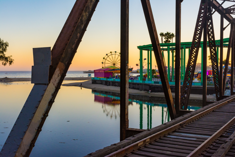 Santa Cruz Beach Boardwalk - Santa Cruz, California by Mike Weiser