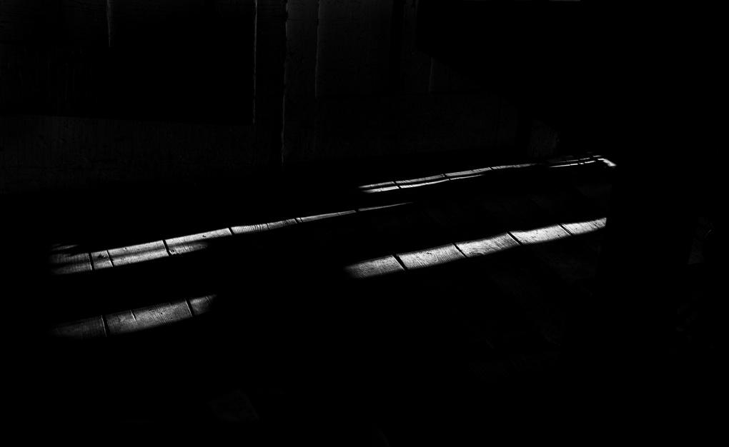 Light Pierces Dark by Robert McCormac