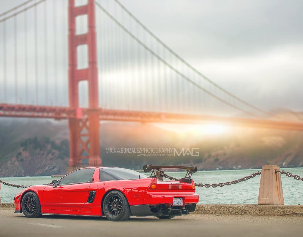 NSX San Francisco  by Mick Gonzalez