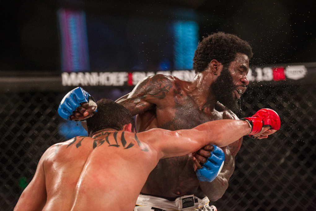 Bellator 131 - Title Fight  by Russell Johnston